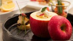 青森苹果餐