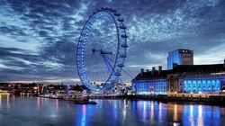 伦敦标志性建筑-伦敦眼