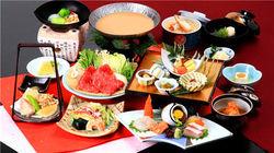 美味的日式料理