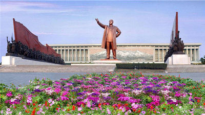万寿台大纪念碑