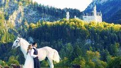 浪漫童话仙境―新天鹅堡
