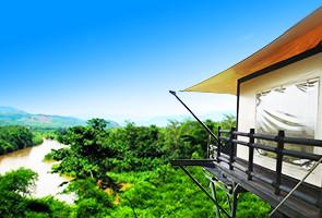 泰国田园风光