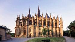 欧洲最美丽的哥特式教堂圣芭芭拉教堂