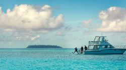 马尔代夫出海潜水
