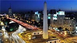 布宜诺斯艾利斯夜景