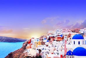 希腊海岛游
