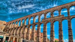 世界遗产--古罗马引水渠