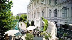 维也纳科堡宫殿酒店