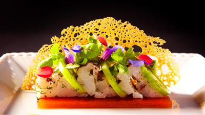 日本精致的料理
