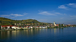多瑙河迷人景观