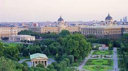 维也纳城景