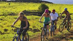 自由骑行复活节岛