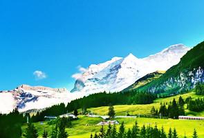 发现阿尔卑斯