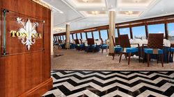 大洋邮轮 Toscana餐厅