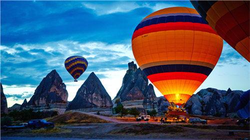 【情迷爱情海】土耳其10天7晚·伊斯坦布尔 热气球轻旅行 博得鲁姆