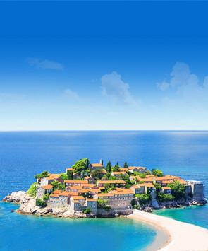蔚蓝地中海