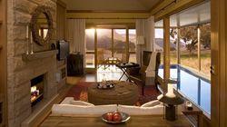 沃尔根山谷度假酒店优雅套房
