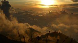 林查尼火山