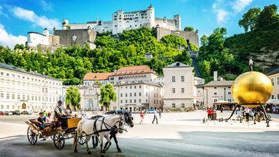 萨尔茨堡城堡