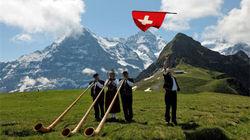 瑞士国粹-阿尔卑斯长角号