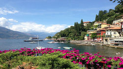 意大利境内最大的淡水湖-科莫湖