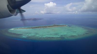 Amanpulo岛屿