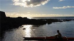 太平洋上的复活节岛