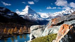 瑞士的代表-马特洪峰