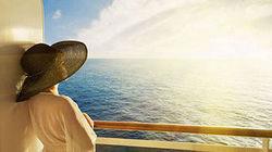 大洋邮轮 海上巡航