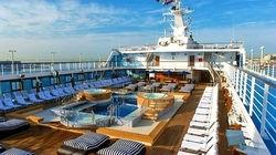 大洋邮轮 泳池