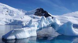 南极 冰川