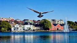 挪威第四大城市