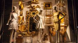 Bergdorf Goodman精彩橱窗