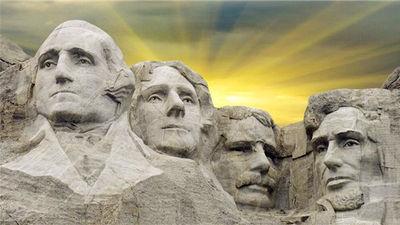 美国权利象征-总统山