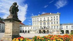 欧洲最美王宫之一宁芬堡