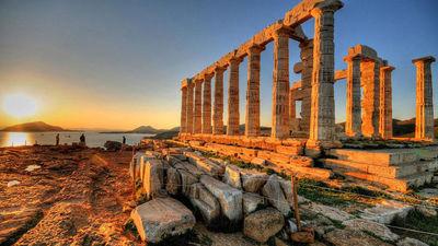 雅典处处是历史古迹