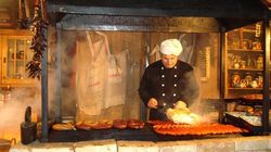 德国烤香肠