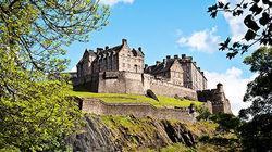 爱丁堡秀丽景色