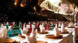 浪漫洞穴餐厅 传统墨西哥菜肴