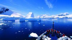 南极 银海邮轮