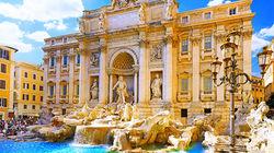 罗马许愿池