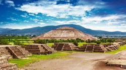 特奥蒂瓦坎金字塔