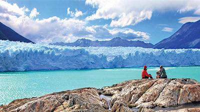 莫雷诺大冰川
