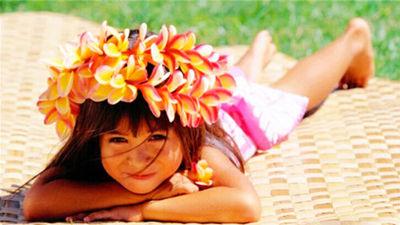 夏威夷女孩