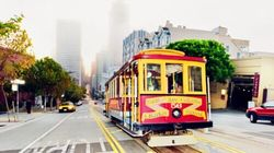 体验旧金山铛铛车