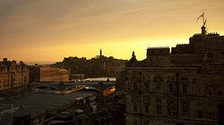 文化古城爱丁堡
