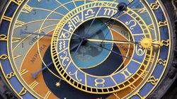 神奇的布拉格广场天文钟