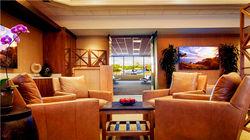 四季酒店贵宾休息室