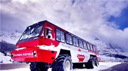巨轮冰原车