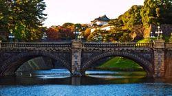 四季东京-皇居和二重桥